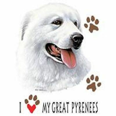 Great Pyrenees Love Tote