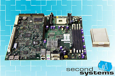 HP ProLiant DL320 G2 Servidor Mainboard 293368-001 Placa base Systemboard