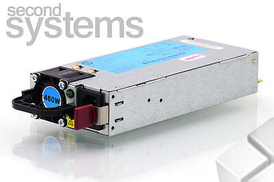 HP 460 Watt Server Alimentatore DL360 DL380 G6 G7 PSU 511777-001 / 499249-001