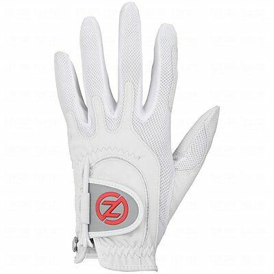 Zero Friction Performance Glove (LADIES, LEFT, White, UNIVERSAL FIT) Golf NEW