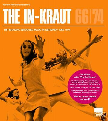 THE IN-KRAUT 66/74 (Peter Thomas/France Gall) 2-LP Mod