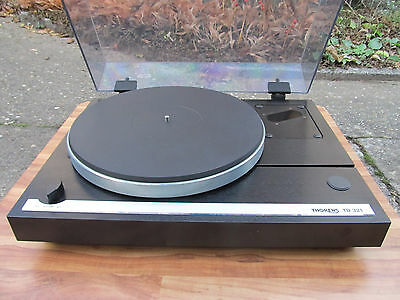 Thorens TD 321  cut for SME with manual