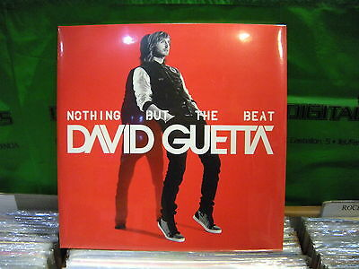 David Guetta – Nothing But The Beat ' 2 X LP MINT & SEALED