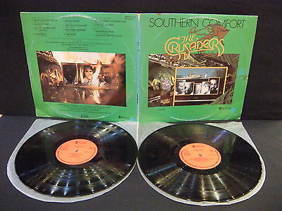 The Crusaders ‎– Southern Comfort ' 2 X LP VG++ /  N.MINT SPAIN PRESS