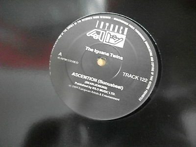 "THE Iguana Twins ‎– Ascention ' 12 "" MINT 1991"
