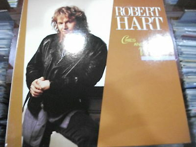 Robert Hart – Cries And Whispers ' LP  MINT 1989