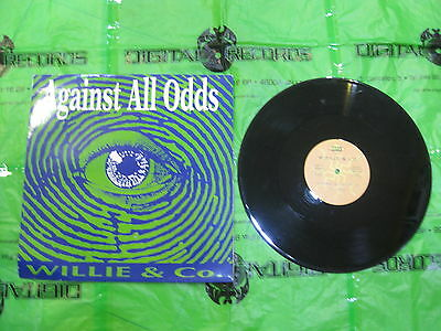 Willie & Co – Against All Odds  ' 12'' VG++ / N.MINT SPAIN PRESS