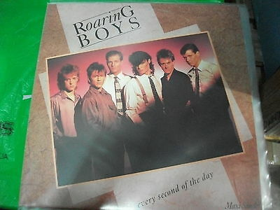 """Roaring Boys – Every Second Of The Day ' 12 """" MINT 1985 SPAIN P"""