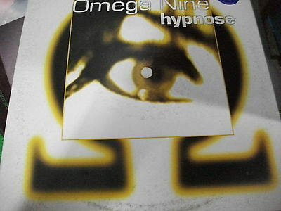"Omega Nine ‎– Hypnose ' 12 "" MINT  2002"