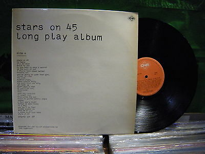 Stars On 45 / Long Tall Ernie And The Shakers – Long Play Album ' LP  N.MINT