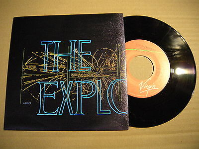 the Explorers ‎– Lorelei / You Go Up In Smoke ' 7'' MINT SPAIN PRESS