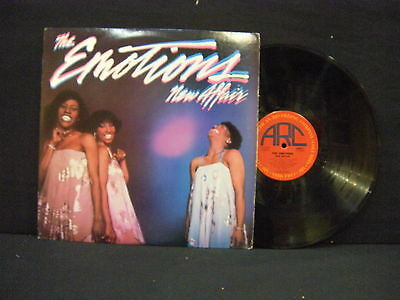 The Emotions ‎– New Affair ' LP N.MINT