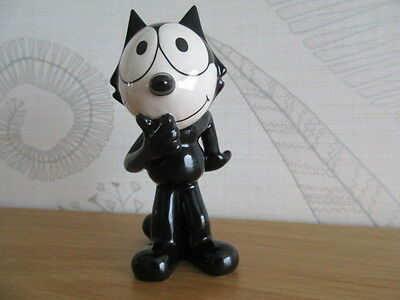 """COLLECTABLE WADE FELIX THE CAT """"PUZZLED"""" 9cm TALL PERFECT"""