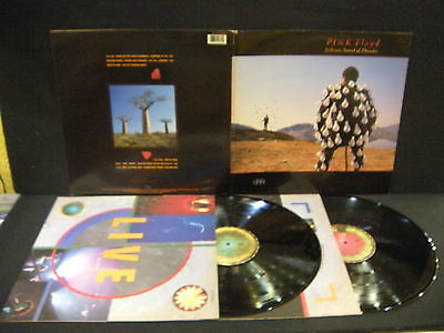 Pink Floyd – Delicate Sound Of Thunder ' 2 X LP N.MINT / MINT  SPAIN PRESS