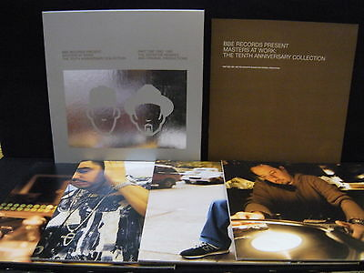 Masters At Work – Tenth Anniversary Collection (Part One 1990 - 1995) ' LP BOX