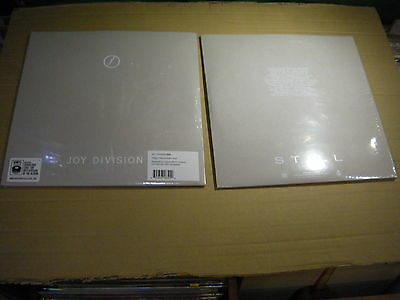 Joy Division ‎– Still ' 2 X LP MINT & SEALED 2015 180 grms