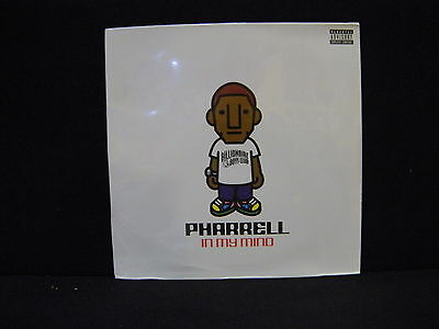 Pharrell ‎– In My Mind ' 2 X LP MINT & SEALED 2006