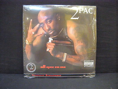 2Pac ‎– All Eyez On Me ' 4 X LP MINT & SEALED 2001