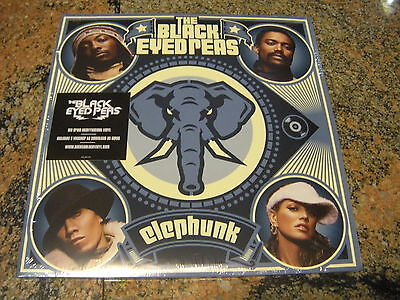 The Black Eyed Peas ‎– Elephunk  ' 2 X LP MINT & SEALED