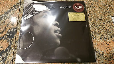 Lauryn Hill ‎– MTV Unplugged 2.0 ' 2  X LP MINT & SEALED 2016 180 GRMS