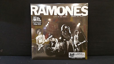 Ramones ‎– Live At The Roxy August 12, 1976 ' LP MINT & SEALED RSD BLACK FRIDAY