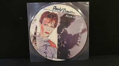 David Bowie – Scary Monsters ' LP MINT PICTURE