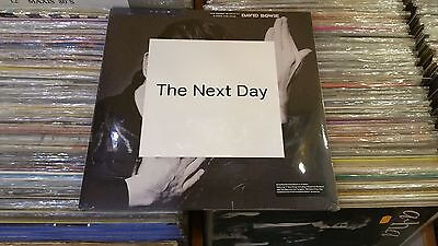 David Bowie ‎– The Next Day ' 2 X LP MINT & SEALED