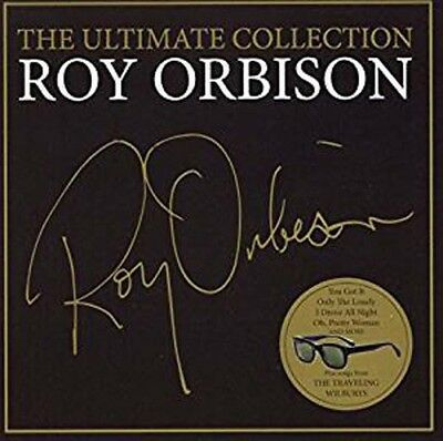 ROY ORBISON Ultimate Collection CD NEW