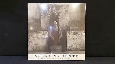 Solea Morente ‎– Tendra Que Haber Un Camino ' LP MINT & SEALED