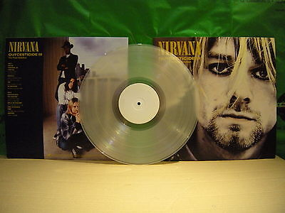 Nirvana – Outcesticide III The Final Solution ' LP MINT CLEARED