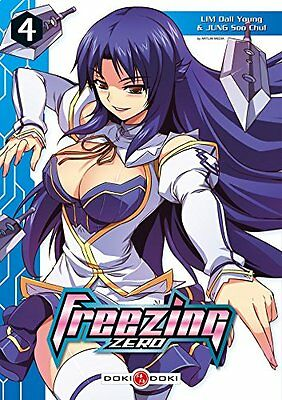Freezing - Zero Vol.4 Bamboo Editions Julien Pouly Francais 192 pages Poche Book