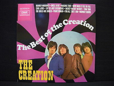 The Creation  – The Best Of ' LP MINT