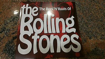 THE ROLLING STONES ' The Rock 'N' Roots Of ' LP MINT & SEALED