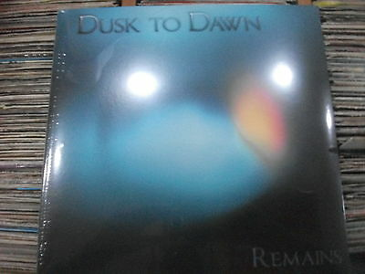Dusk To Dawn ‎– Remains ' LP MINT & SEALED ' LP MINT  Atemporal  DARKWAVE