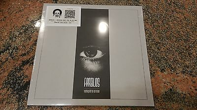 Farblos ‎– Nothing Left For Us To See ' LP MINT & SEALED SYNTH POP GOTH