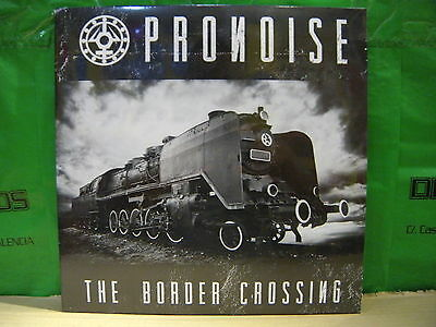 Pronoise ‎– The Border crossing ' LP MINT & SEALED  SPAIN PRESS 2015
