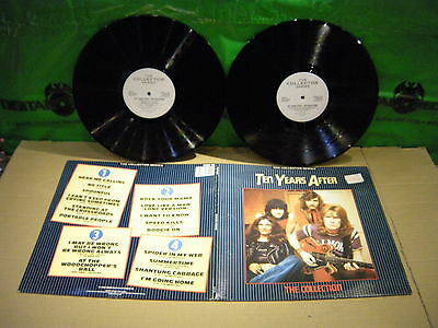 Ten Years After – The Collection ' 2 X LP MINT