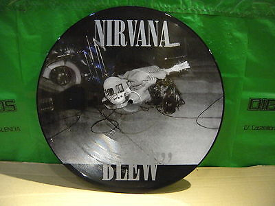 Nirvana ‎– Blew ' LP MINT PICTURE