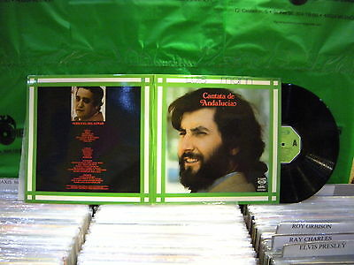 Luis Marin ' Cantata De Andalucia  ' Lp Mint  Spain Movieplay 1978