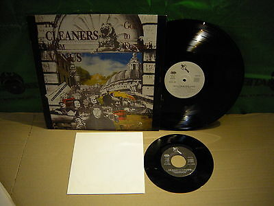 THE Cleaners From Venus – Going To England ' LP + 7'' MINT SPAIN PRESS LIMITED