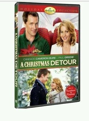 Christmas Detour (2015, REGION 1 DVD New)