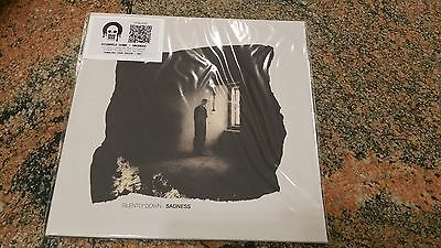 Silently Down ‎– Sadness ' LP MINT & SEALED SYNTH POP Coldwave LIMITED NUMBERED