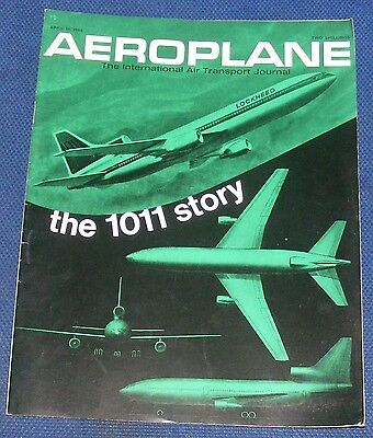 Aeroplane April 10 1968 - The 1011 Story
