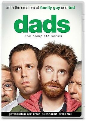 Dads: The Complete Series - 2 DISC SET (2014, REGION 1 DVD New)