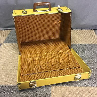 Empty Viking Husqvarna Sewing Machine Storage Carry Case Only Cl 21A 19E 8 6430+