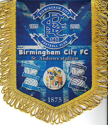birmingham city fc logos colour pennant