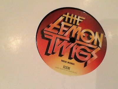 The Lemon Twigs - As Long As We're Together / These Words 7""