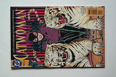 Catwoman # 10 - may 1994 - Jim Balent Parks - DC