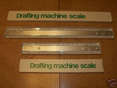 Drafting Machine Scale(s) FITS VEMCO K&E MUTOH ALVIN...