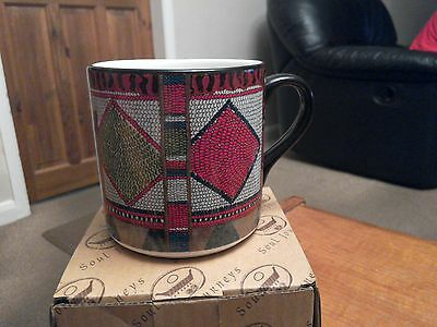 Soul Journey's Maasai cup Kokoo, Days of Reflection unused in box